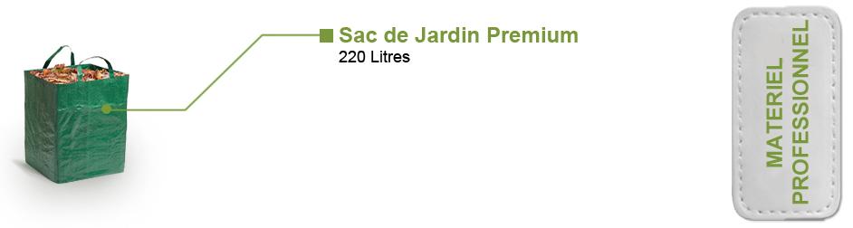 Sac de Jardin Premium