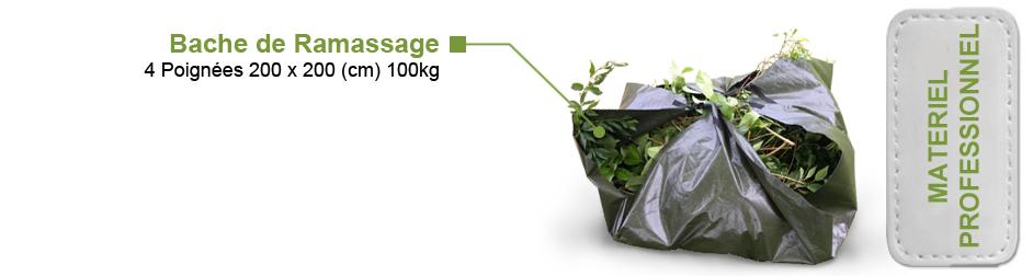 Bache de Ramassage 200×200 (cm)